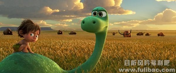 皮克斯动画《恐龙当家》