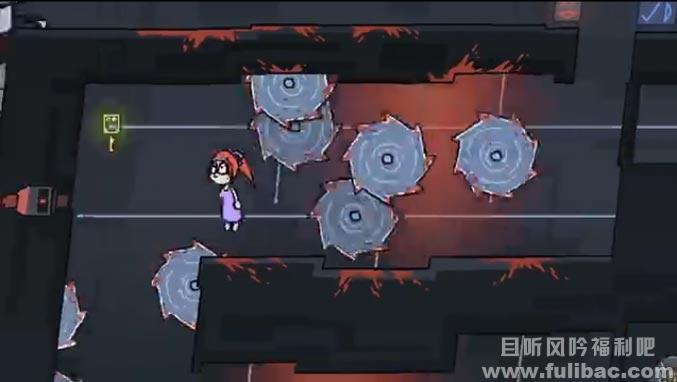 女孩为救男友闯入变态关卡游戏 创意游戏动画短片能把你看哭
