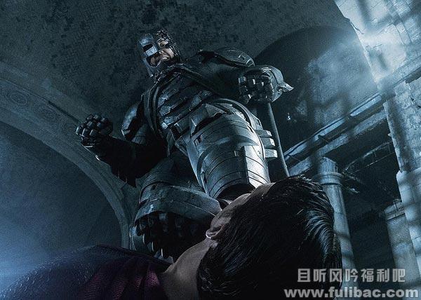 《蝙蝠侠大战超人:正义黎明》画面顶级,剧情薄弱到几乎没有