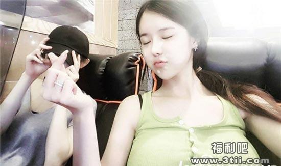 韩国女主播李秀彬最胸狠 衣服居然给撑爆了