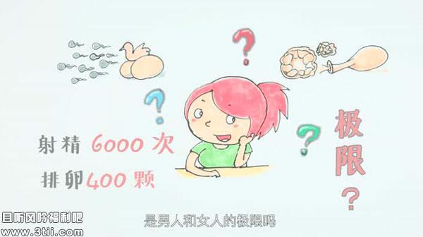 都说射6000次后会绝精,排卵400颗后会早衰是真的吗?